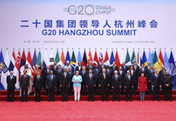 G20 Summit 2016 HangZhou